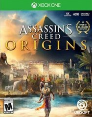 Assassin´s Creed Origins Standard Edition XBOX cena un informācija | Assassin´s Creed Origins Standard Edition XBOX | 220.lv