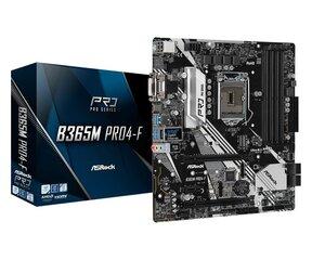 ASRock B365M PRO4-F cena un informācija | ASRock B365M PRO4-F | 220.lv