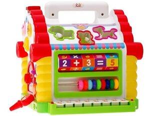 Interaktīvā izglītojošā mājiņa, Huile Toys cena un informācija | Rotaļlietas zīdaiņiem | 220.lv