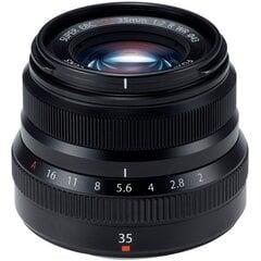 Fujinon XF 35mm f/2 R WR, black cena un informācija | Filtri | 220.lv