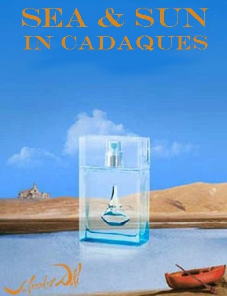 Salvador Dali Sea & Sun in Cadaques edt 30 ml internetā