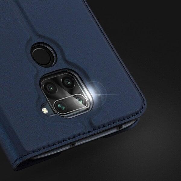 Telefona maciņš Dux Ducis Skin Pro, piemērots Xiaomi Redmi Note 9, tumši zils