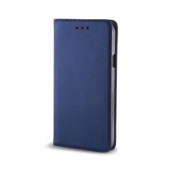 Maciņš Smart Magnet paredzēts Samsung G973 S10, tumši zils cena un informācija | Maciņi, somiņas | 220.lv
