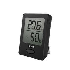 Higrometrs - termometrs Duux Sense DXHM02 cena un informācija | Meteostacijas, termometri | 220.lv