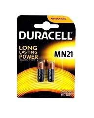 Duracell MN 21 cena un informācija | Akumulatori videokamerām | 220.lv