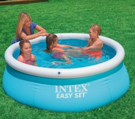 Бассейн Intex Easy set pool (183 x 51 см) цена и информация | Уличные бассейны | 220.lv