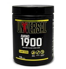 uztura bagātinātājs Universal Nutrition AMINO 1900 300 tab. cena un informācija | Aminoskābes | 220.lv