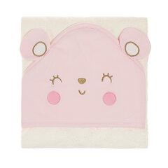 Полотенце с капюшоном для младенцев Smiki Fairy Tail, розовый, 5991925 цена и информация | Полотенце с капюшоном для младенцев Smiki Fairy Tail, розовый, 5991925 | 220.lv