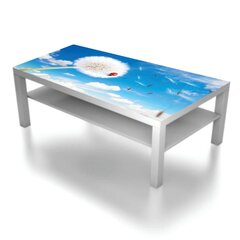 Laminēta interjera uzlīme uz galda cena un informācija | Dekoratīvās uzlīmes | 220.lv