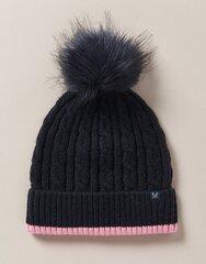 Sieviešu cepure CREW WNP002 zila cena un informācija | Sieviešu cepures | 220.lv