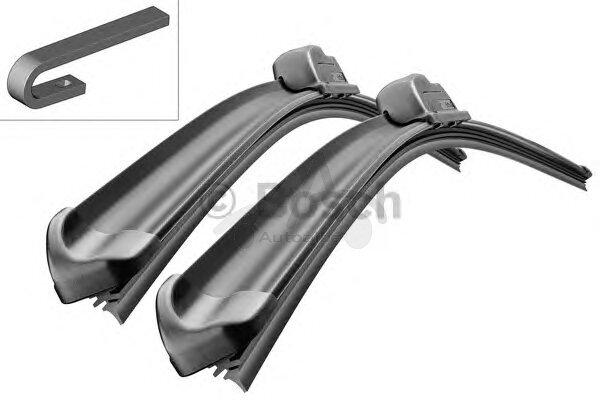 Auto stiklu tīrītāji Bosch 530/475 mm