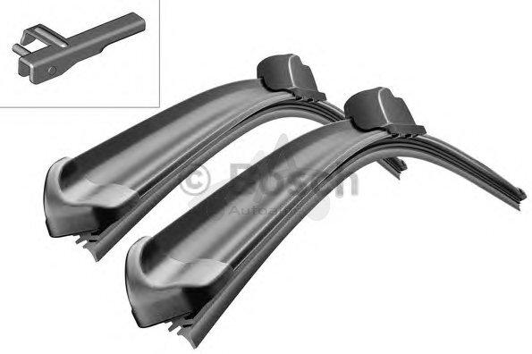 Auto stiklu tīrītāji Bosch Aerotwin A976S, 700/700 mm cena