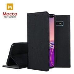 Mocco Smart Magnet Book Case Grāmatveida Maks Telefonam Samsung Galaxy A21s Melns cena un informācija | Maciņi, somiņas | 220.lv