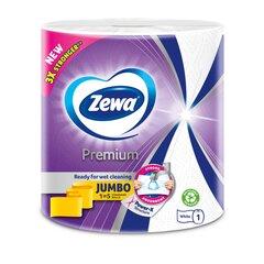 Papīra dvieļi ZEWA Jumbo Premium 3 kārtas, 1 rullītis. cena un informācija | Papīra dvieļi ZEWA Jumbo Premium 3 kārtas, 1 rullītis. | 220.lv