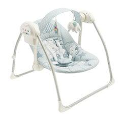 Smiki лежак-качели Мишка Baby Swing, 6498755 цена и информация | Smiki лежак-качели Мишка Baby Swing, 6498755 | 220.lv