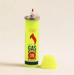 Gāze šķiltavām 90ml cena un informācija | Tūrisma gāzes plītis, gāzes baloni | 220.lv