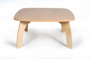 Bērnu galds Timbo, 43 cm, brūns cena un informācija | Bērnu krēsliņi un bērnu galdiņi | 220.lv