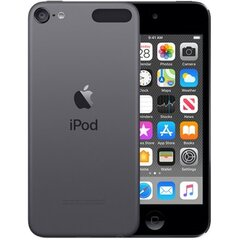 MP3 плейер iPod touch 32GB, Space Grey цена и информация | MP3 плейер iPod touch 32GB, Space Grey | 220.lv