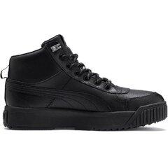 Melnas vīriešu ikdienas kurpes Puma Tarrenz SB Puretex cena un informācija | Sporta apavi vīriešiem | 220.lv