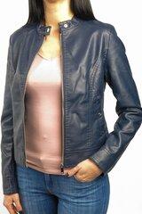 Sieviešu ādas jaka FASCINATE cena un informācija | Sieviešu virsjakas | 220.lv