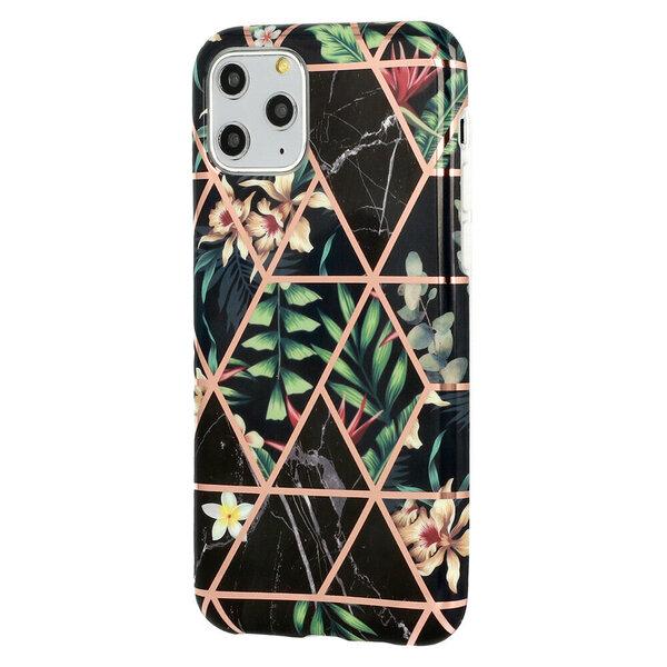 Telefona vāciņš Cosmo Marble priekš iPhone 12 Mini, D7 internetā