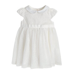 Cool Club kleita ar īsām piedurknēm meitenēm, CCG2102248 cena un informācija | Kleitas, svārki jaundzimušajiem | 220.lv