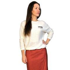 Balts džemperis BRANCHESS cena un informācija | Džemperi sievietēm | 220.lv