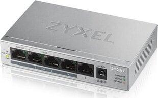 Zyxel GS1005HP-EU0101F cena un informācija | Komutatori (Switch) | 220.lv