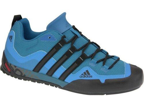 Kedas vīriešiem Adidas Terrex Swift Solo D67033, zilas cena un informācija | Sporta apavi vīriešiem | 220.lv