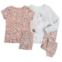 Cool Club пижама для девочек, 2шт, CUG2210143-00 цена и информация | Cool Club пижама для девочек, 2шт, CUG2210143-00 | 220.lv