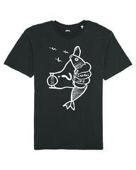 Unisekss T-krekls Change Life, melns cena un informācija | T-krekli sievietēm | 220.lv