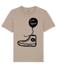 Unisekss T-krekls I'm your best gift, bēšs cena un informācija | T-krekli sievietēm | 220.lv