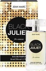 Parfimērijas ūdens Jean Marc Black Juliet EDP sievietēm, 50 ml cena un informācija | Parfimērijas ūdens Jean Marc Black Juliet EDP sievietēm, 50 ml | 220.lv