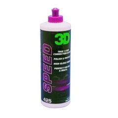 3D HD SPEED- pulētājs 3 in 1 cena un informācija | Auto ķīmija | 220.lv
