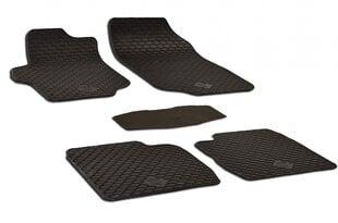 Auto paklāji Citroen C-ELYSÉE (2013-) - 5 gab.kompl. cena un informācija | Auto paklāji Citroen C-ELYSÉE (2013-) - 5 gab.kompl. | 220.lv