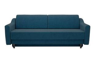 Dīvāns Kobik Haga, tumši zils cena un informācija | Dīvāni | 220.lv