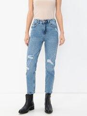 Sieviešu džinsu bikses cena un informācija | Bikses sievietēm | 220.lv