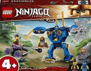 71740 LEGO® NINJAGO® Jay elektriskais robots cena un informācija | 71740 LEGO® NINJAGO® Jay elektriskais robots | 220.lv