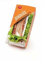 Sendvičš ar grilētu vistu un marinētu papriku, 6 x 160 g cena un informācija | Gatavā kulinārija | 220.lv