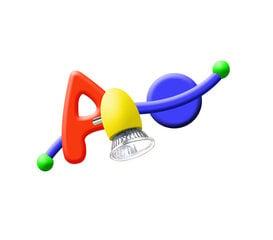 Bērnu gaismeklis G.LUX GM-141/1 cena un informācija | Lampas bērnu istabai | 220.lv