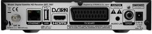 Strong SRT7007 cena un informācija | TV uztvērēji, FM, video kartes | 220.lv