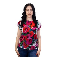 Blūze ar ziedu apdruku Branchess cena un informācija | Blūzes, sieviešu krekli | 220.lv