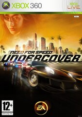 Xbox 360 Need for Speed: Undercover cena un informācija | Xbox 360 Need for Speed: Undercover | 220.lv