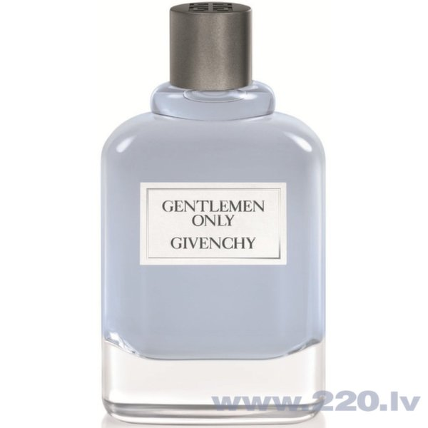 Туалетная вода Givenchy Gentlemen Only edt 100 мл цена и информация | Vīriešu smaržas | 220.lv