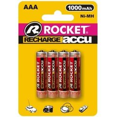 Rocket AAA akumulatori 4gb.