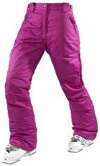 Slēpošanas bikses Trespass Lohan (rozā) cena un informācija | Slēpošanas apģērbs | 220.lv