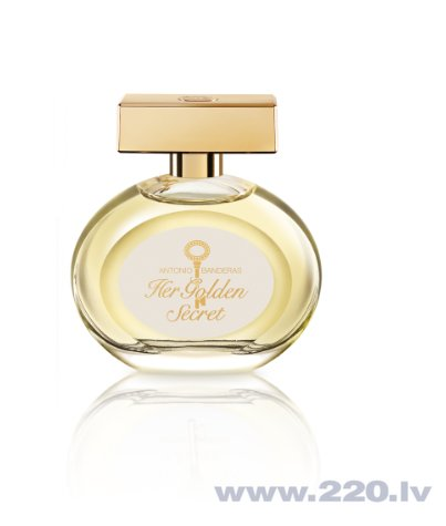 Туалетная вода Antonio Banderas Her Golden Secret edt 50 мл цена и информация | Sieviešu smaržas | 220.lv