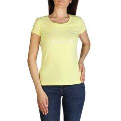 T-krekls sievietēm EA7 - 3GTT18_TJ12Z 48221, gaiši dzeltens cena un informācija | T-krekli sievietēm | 220.lv