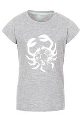 T-krekls meitenēm Simply, pelēks cena un informācija | Trespass Apģērbs meitenēm | 220.lv