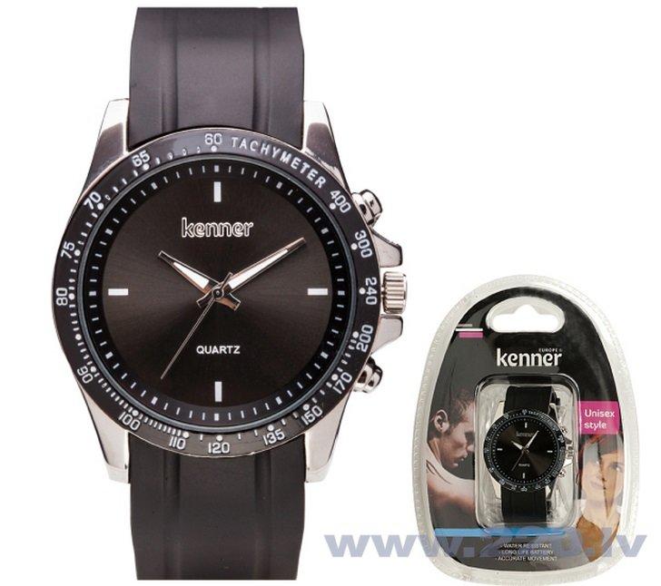 Kenner silikona rokas pulkstenis W-215 Unisex